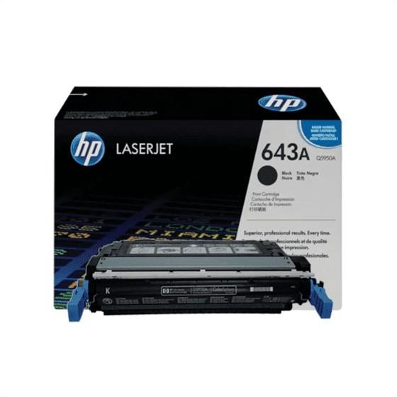 Originalni toner HP Q5950A Bk 4700