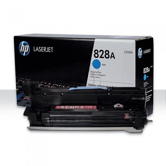 HP CF359A / 828A Cyan drum original toner