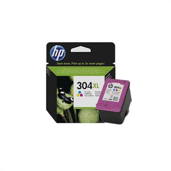 HP 304XL N9K07AE Tri-Color original tinta