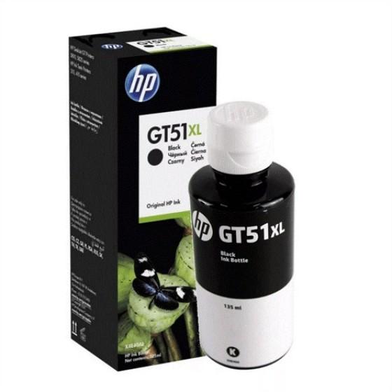 HP GT51XL X4E40AE 135-ml Black Original Ink Bottle original tinta