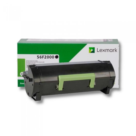 Lexmark 56F2000 MS/MX321/421/521/621 original toner