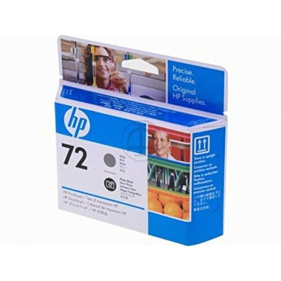 Originalna tinta HP C9380A Grey and Bk No72