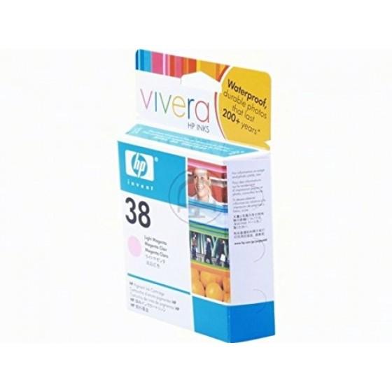 Originalna tinta HP C9419A light M 27ml No.38