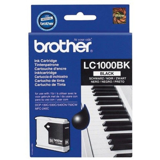 Originalna tinta Brother LC1000 C