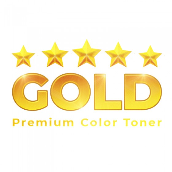 Zamjenski toner HP GOLD CE250A / CE400A / CRG-723 Black
