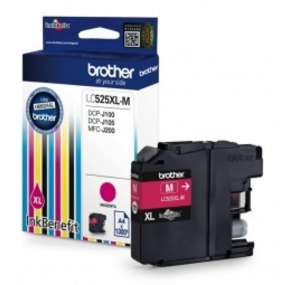 Originalna tinta Brother LC525XL M