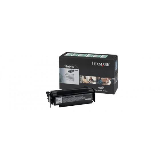 Original toner Lexmark OPTRA 12A7410 / T420