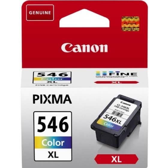 Canon CL546XL color original tinta