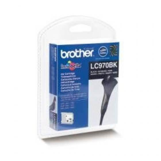 Originalna tinta Brother LC970 Bk